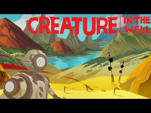 Creature in the well final. We face the creature |