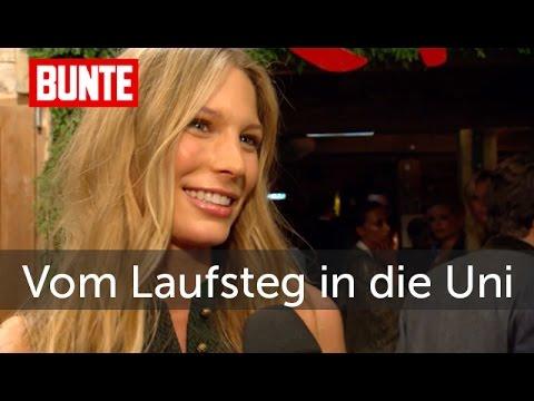 Sarah Brandner - Vom Laufsteg in die Uni!  - BUNTE TV