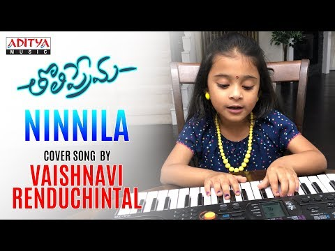 Ninnila Cover Song by Vaishnavi...