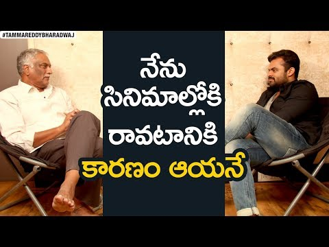 Sai Dharam Tej REVEALS JAWAAN Movie THEME | Tammareddy Bharadwaj FACE to FACE With Sai Dharam Tej