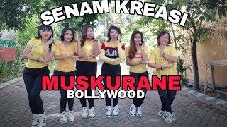 MUSKURANE/SENAM KREASI MUSKURANE/LAGU INDIA /GOYANG INDIA /REMIX