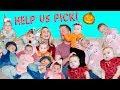 HELP US PICK! Twin Girls Halloween Fashion Show