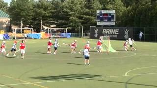 Gambar cover Kevin Winkoff Summer Lacrosse Highlights 2015