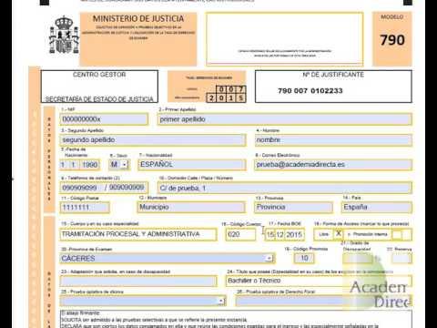 solicitud-oposiciones-tramitacion-procesal-2015