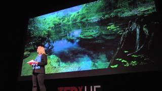 TEDxUF - Cynthia Barnett - Hypertext and Florida