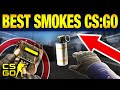 10 Smokes Every CS:GO Player Must Know