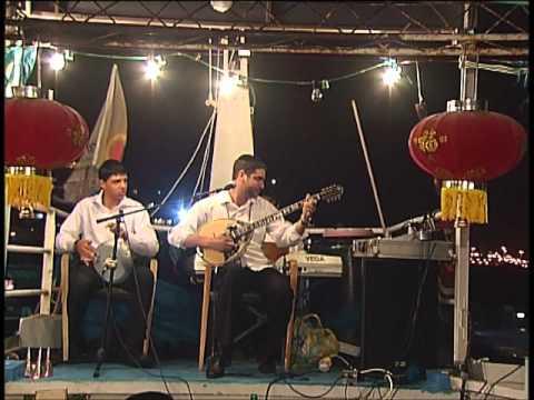 אלירן אלבז קול ששון וקול שמחה על הספינה.2001