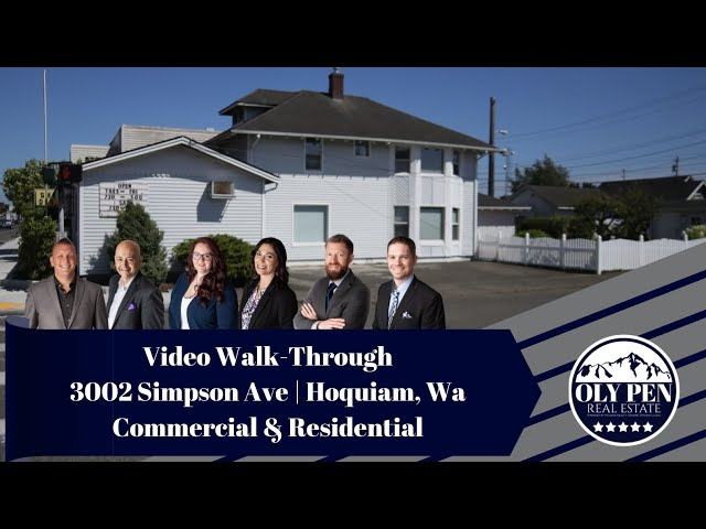 Commercial & Residential | 3002 Simpson Ave | Video Walk-Through