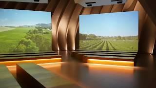 """Le Parcours permanent """"Le tour du monde des vignobles"""""""