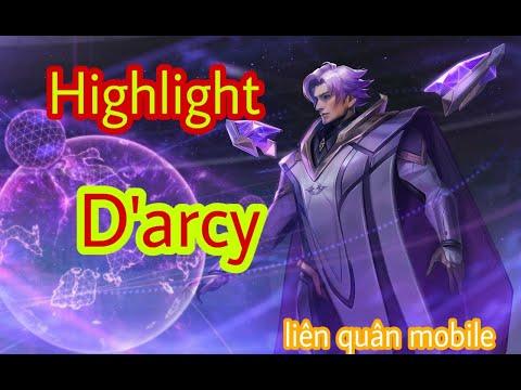 Liên Quân Mobile - Tổng hợp những pha highlight của D'arcy trên TikTok =))