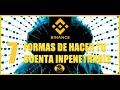 Binance  Demostracion plataforma DEX - YouTube