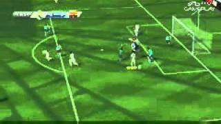 Wii FIFA 11 Gameplay   Barça vs  Real Madrid