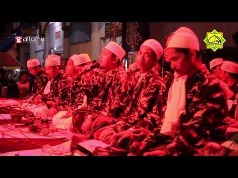 qOMARUN- MADURA BERSHOLAWAT Di Maqbaroh Syaikhona Kholil Bangkalan Bersama MAJELIS ALWALY