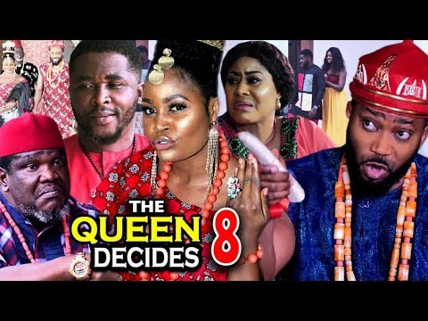 Download THE QUEEN DECIDES SEASON 8 - (Hit Movie) Fredrick Leonard 2020 Latest Nigerian Nollywood Movie