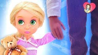 ❌👶 ¡Rapunzel BEBÉ PRINCESA ha sido CAPTURADA!