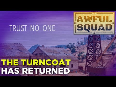 AWFUL SQUAD: Return Of The Turncoat W/ Griffin, Russ, Simone, Jenna, Travis, And Clayton