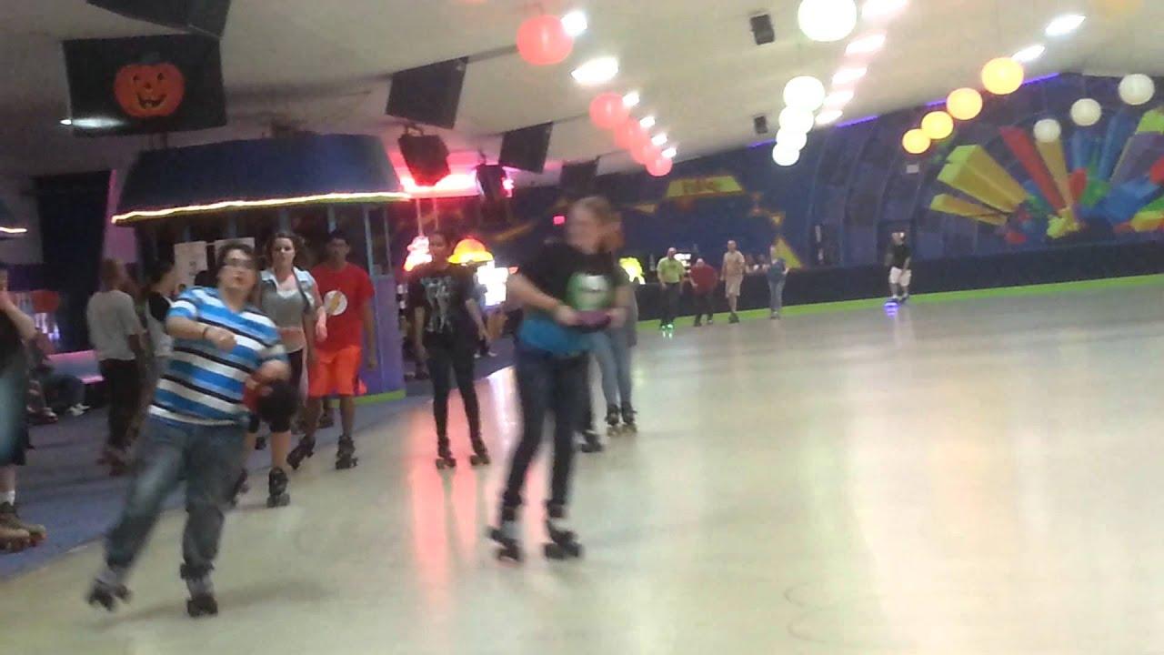 Roller skating rink philadelphia - Shuffle Skating At The Palace Skating Center In Ph