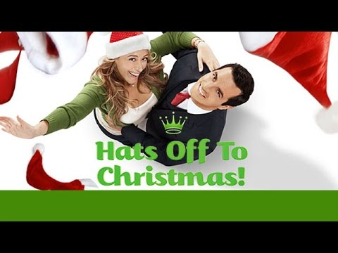 Hats Off To Christmas.Hallmark Channel Hats Off To Christmas Premiere Promo