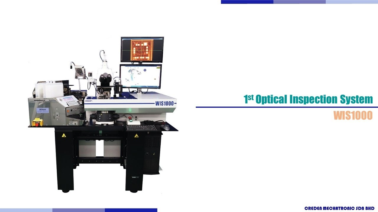 Wafer Inspection System - WIS1000