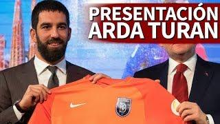 Arda Turan presentado como nuevo jugador del Istanbul Basaksehir   Diario AS