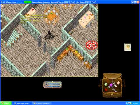 Ultima Online: Whispering Pines: Apprentice quest (Purple letter to Lothar) pt 1