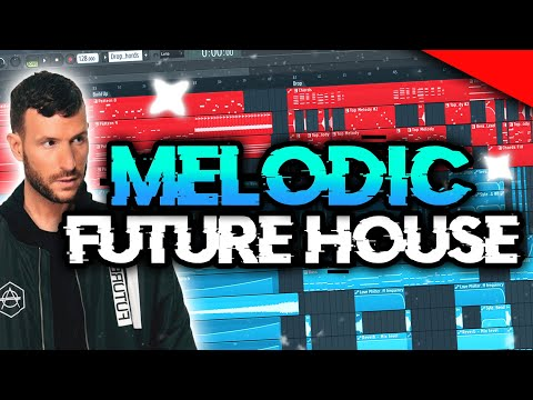 HOW TO MAKE FUTURE HOUSE LIKE A PRO - FL STUDIO 20 TUTORIAL (+FLP/ALS)