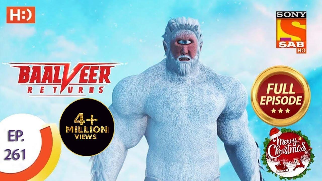 Download Baalveer Returns - Ep 261 - Full Episode - 22nd December 2020
