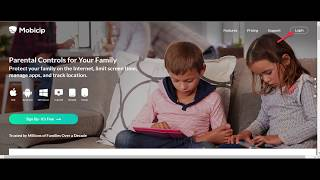 How to Setup Mobicip in Child Mode on Android