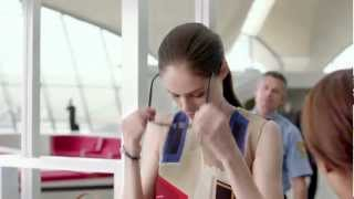 You should be dancing - Longchamp, Spring 2013 Campaign