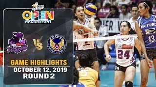 Choco Mucho vs. Air Force - October 12, 2019 | Game Highlights | #PVL2019