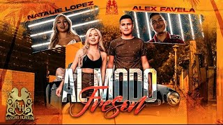 Alex Favela - Al Modo Freson ft. Miss Natalie Lopez [Official Video]