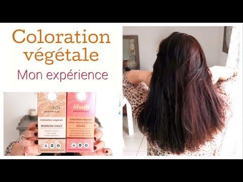 🌱 Coloration Végétale Khadi - Mon Expérience 🌱