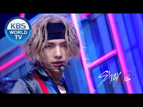 Stray Kids (스트레이 키즈) - God's Menu (神메뉴) [Music Bank / 2020.06.19]