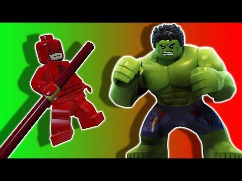 serbest takılma  lego yenilmezler