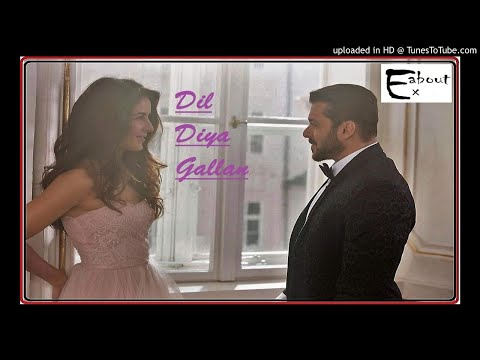 Dil Diyan Gallan Hd Mp3 Tiger Zinda Hai By Atif Aslam