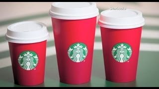 People Are Outraged By These Starbucks Holiday Cups