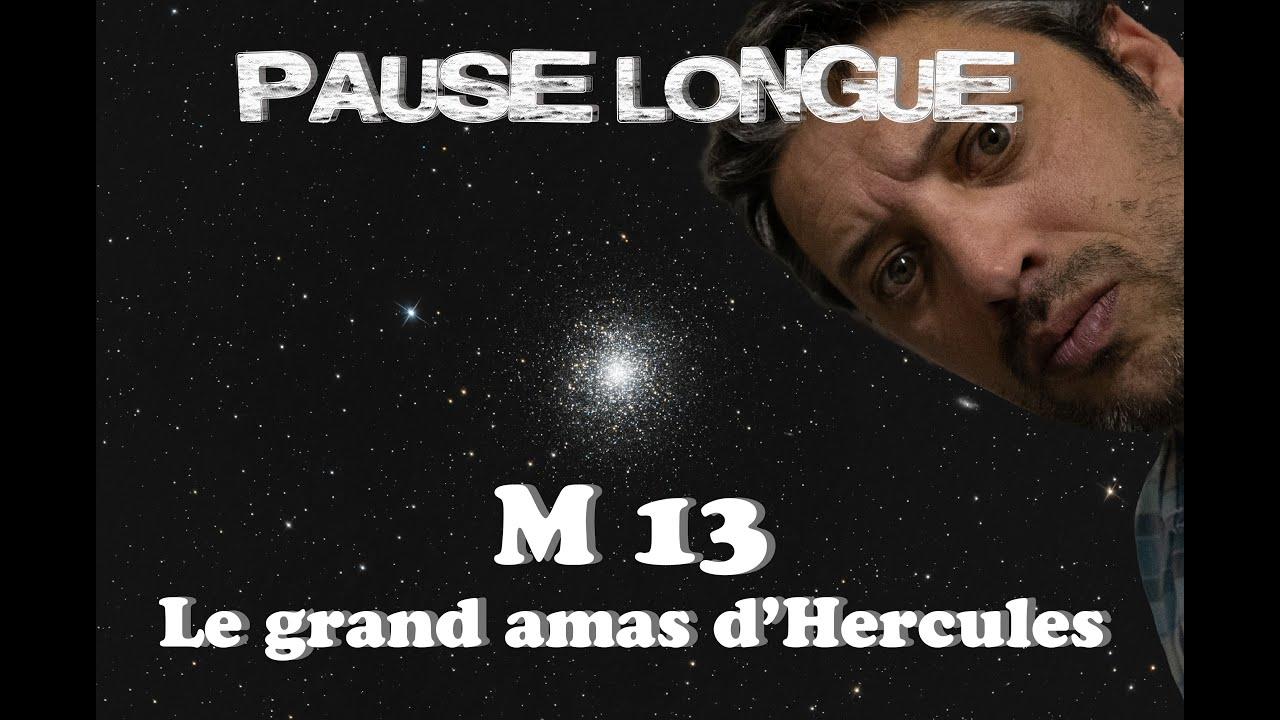 📸 PILOTAGE TELESCOPE SUR M13
