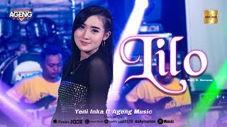 Yeni Inka ft Ageng Music - Lilo (Official Live Music)