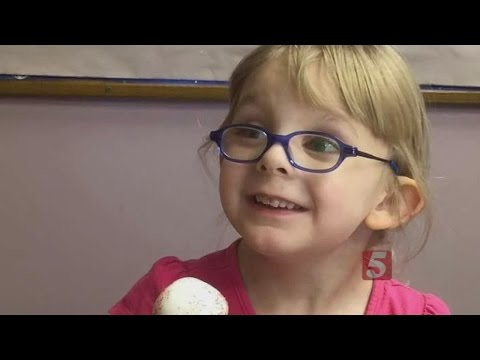 5-year-old With Genetic Disorder Raises Money For Other Kids