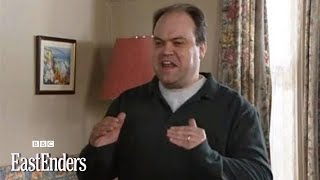 Barry vs Pat - Barry wants Pat OUT! - EastEnders - BBC