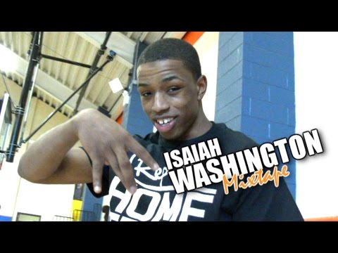 "Isaiah Washington Official Mixtape Vol 1 ""Jelly Fam"""