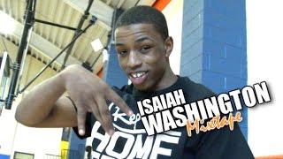 Isaiah Washington Official Mixtape Vol 1