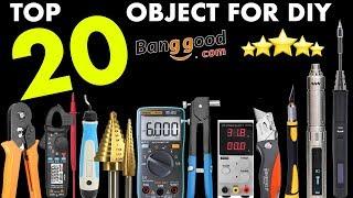 TOP 20 AMAZING object Banggood for DIY - 100% guaranteed