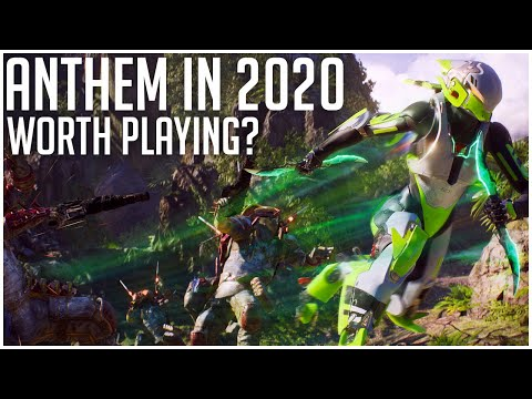 Revisiting Anthem in 2020! | Is It Worth Playing Now?