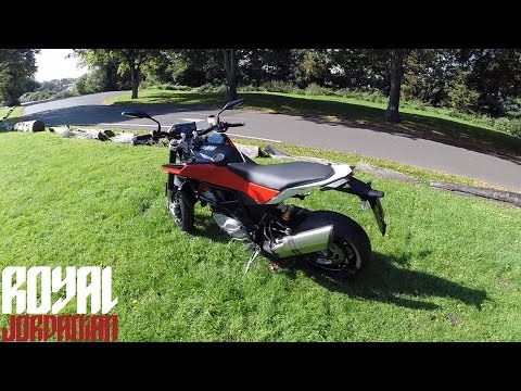 The Return of the mighty Husqvarna Nuda 900R