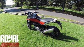 The Return of the mighty Husqvarna Nuda 900R