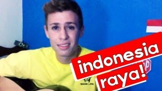 Indonesia Raya Brazilian Cover