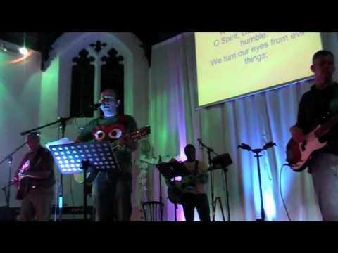 Gracious G - We Bow Our Hearts (Brenton Brown)  Praise Worship Song