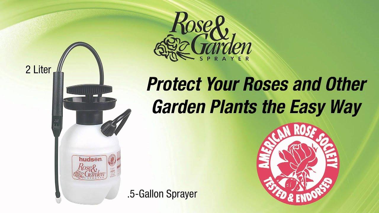 Hudson® ROSE U0026 GARDEN™ Sprayer Video Overview HD