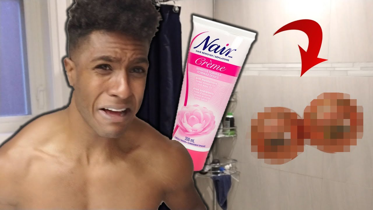 I Put Nair On My Balls Youtube